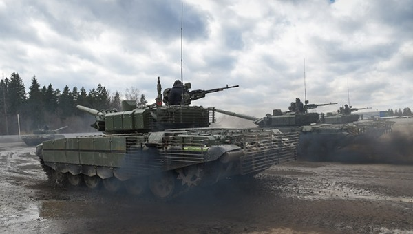 Современные танки