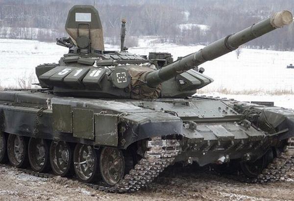 Танк Т-72БЗ