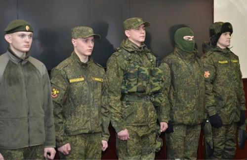Варианты одежды для солдата