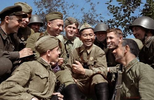 Звания в красной армии до 1943 года