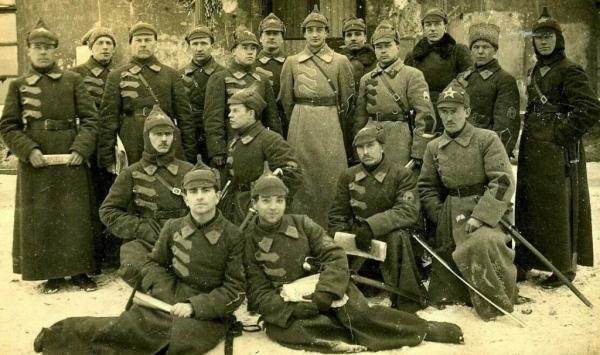 Войны красной армии
