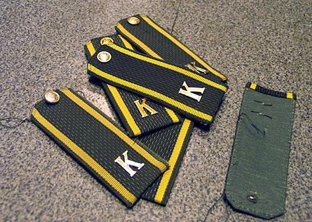 Знаки отличия курсантов