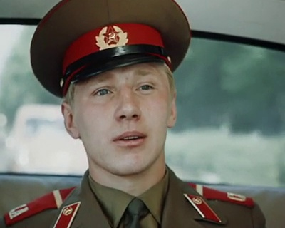 Ефрейтор Збруев из известного фильма