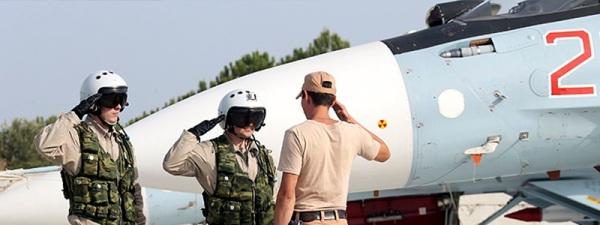 Военные летчики РФ