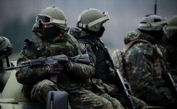 Современная военная амуниция