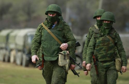 Контрактные военные