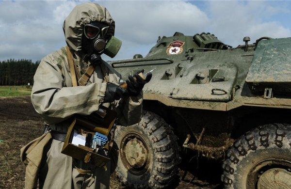 Войска радиационной, химической и биологической защиты