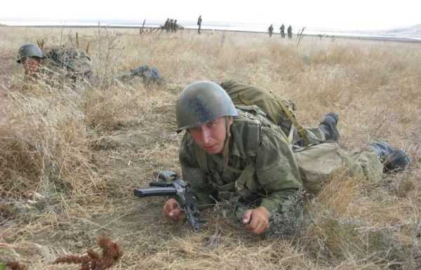 Приближенные к боевым учения