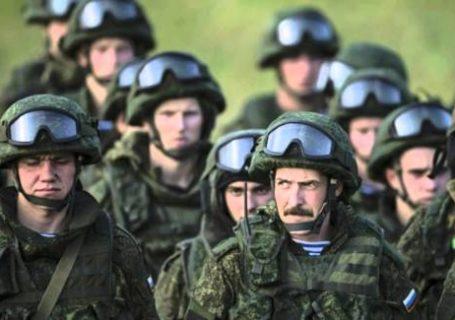 Военная служба по контракту в армии России