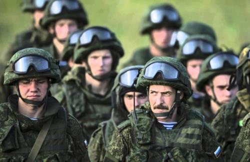 Профессиональные военные
