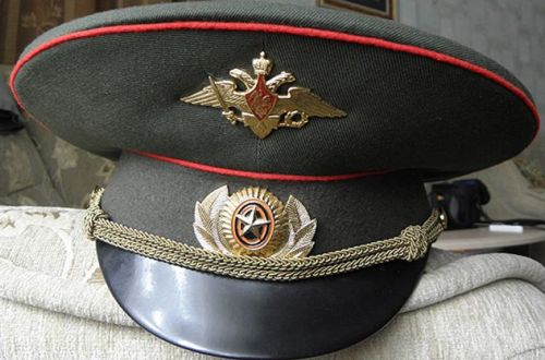 Офицерская фуражка