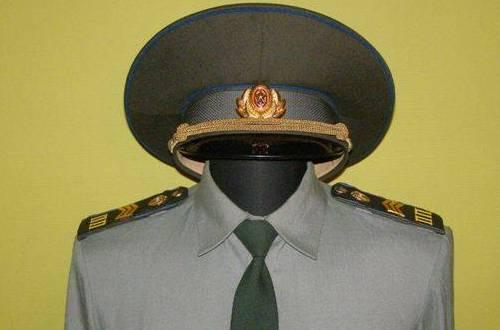 Погоны сержанта