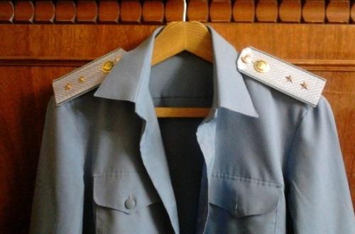Рубаха военного