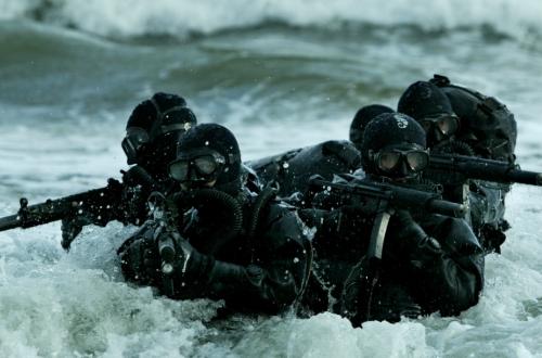 Спецназ морской пехоты