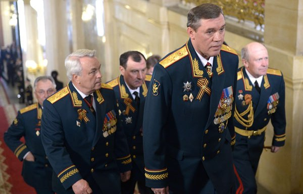 Современные генералы
