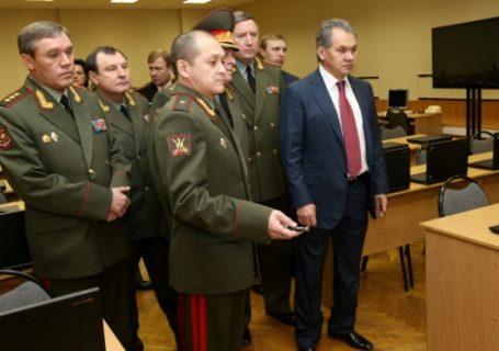 Генералы армии России