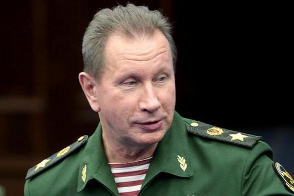 Виктор Васильевич Золотов