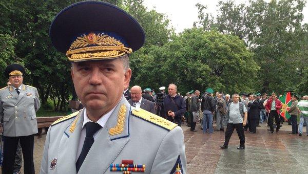 Владимир Григорьевич Кулешов