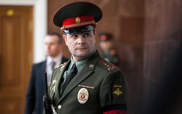 Офицер военной полиции
