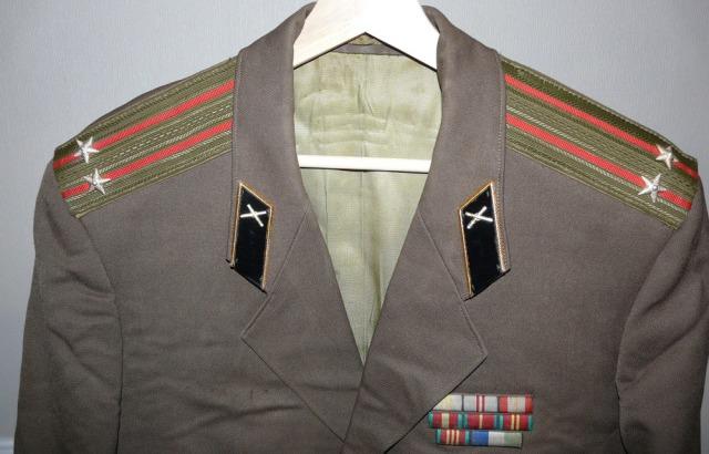 Китель офицера армии СССР