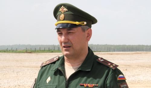Полковник армии России
