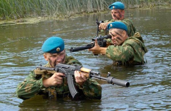 Боевые учения