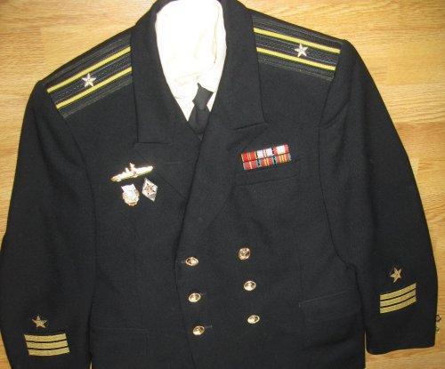Форма офицера ВМФ
