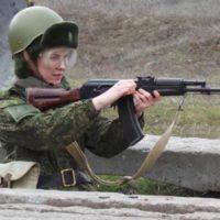 Медосмотр женщин в военкомате