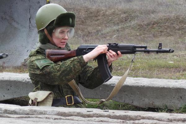 Боевые стрельбы