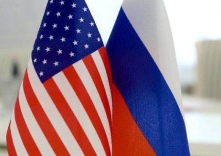 Армия России и США