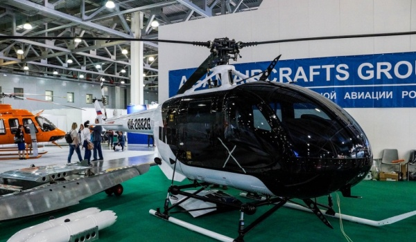 Вертолет Касатка 505