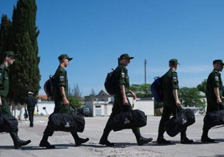 Весенний призыв в армию 2019