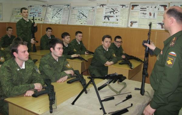 Изучение оружия