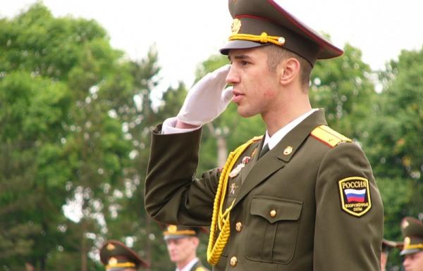 Молодой офицер