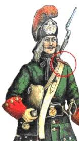 Солдат петровской эпохи