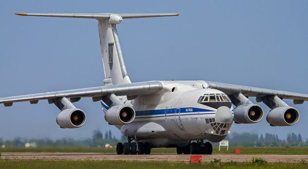 Грузовой ИЛ-76