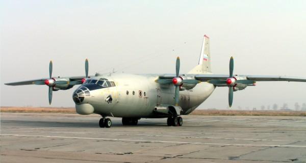 Старый Ан-12
