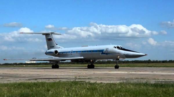 Учебный Ту-134УБЛ