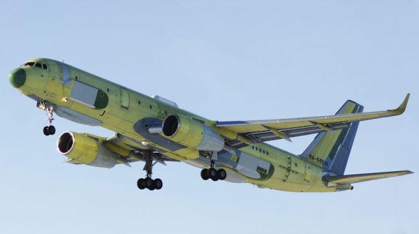 Разведчик Ту-214