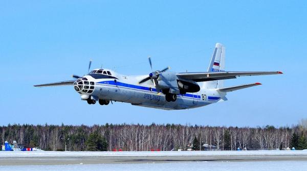 Самолет для фотосъемки Ан-30
