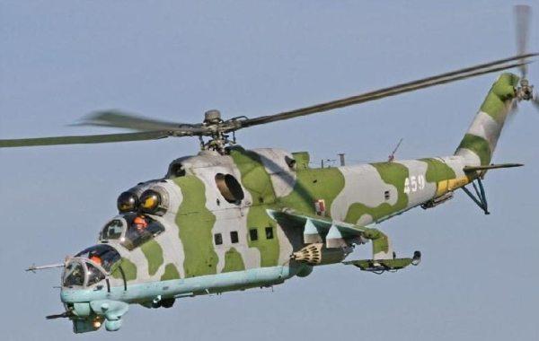 Ми-24 «Крокодил»