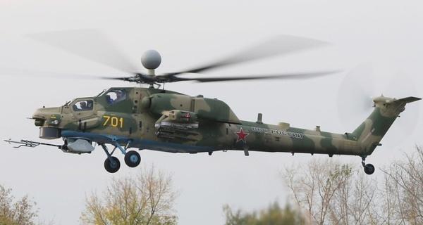 Ми-28 «Ночной охотник»