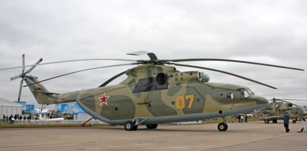 Транспортный Ми-26
