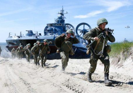 Вооружение морской пехоты России