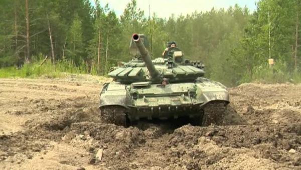 Боевой танк «Т-72Б3»