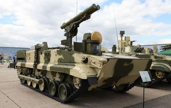 СПРК 9К123 «Хризантема-С»