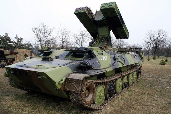 ЗРК «Стрела-1»