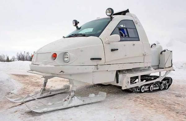 Снегоход ТТМ-1901 «Беркут»
