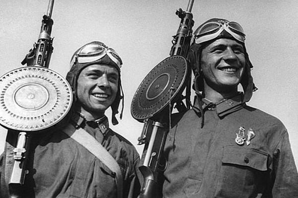 Десантники в СССР