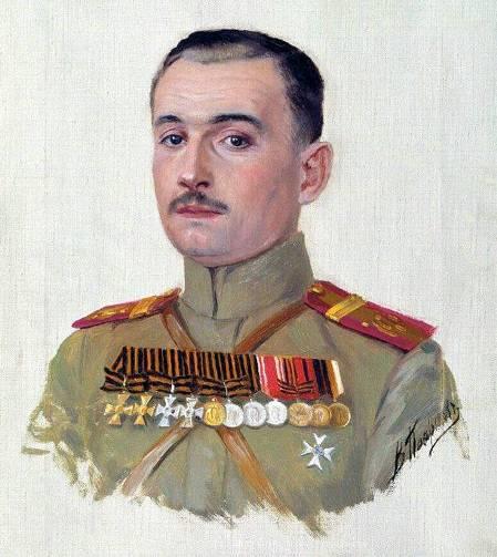 Портрет унтер-офицера